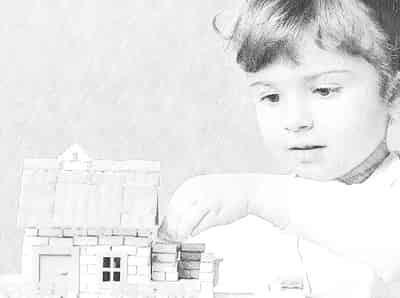 Как оформить дарственную на земельный участок с домом на дочь или сына?