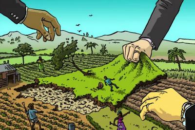 Разграничение государственной собственности на землю в РФ