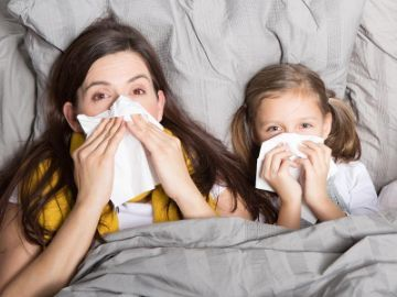 Оплачивается ли больничный лист во время отпуска по уходу за ребенком?