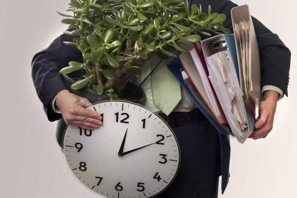 День увольнения выпадает на выходной день — как правильно попрощаться с работником