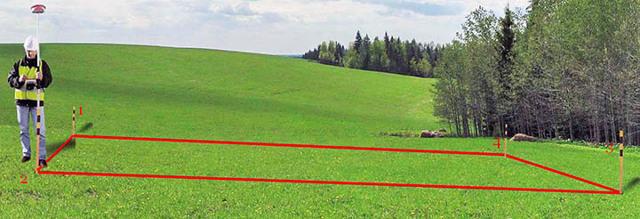 Как рассчитать площадь земельного участка? Аналитический расчет