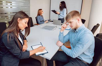 Как отвечать на вопросы на собеседовании при устройстве на работу?