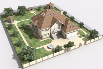 Договор купли продажи доли дома и доли земельного участка — образец и особенности составления