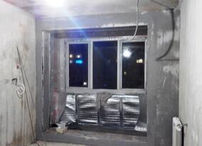 Можно ли объединить комнату с балконом, снеся стену: что говорит закон?