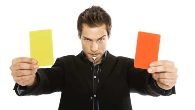 Классификация форм и видов наказания сотрудников