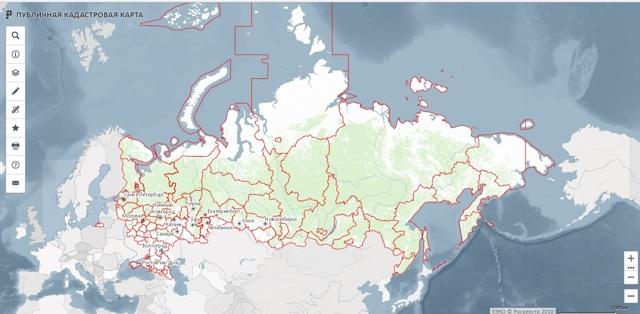 Как узнать кадастровый номер земельного участка по координатам?