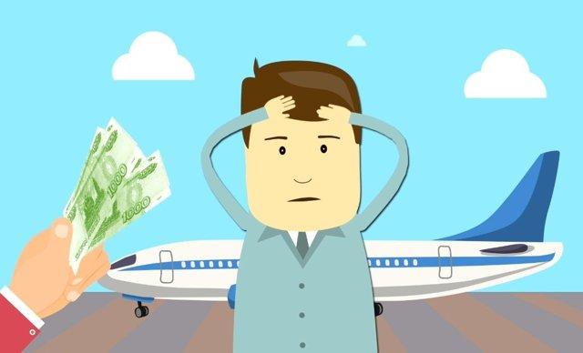 Если отменили рейс на самолет - что делать? Ответственность авиакомпании и материальная компенсация