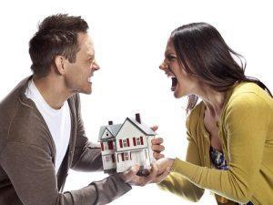 Как подать на раздел имущества после развода?