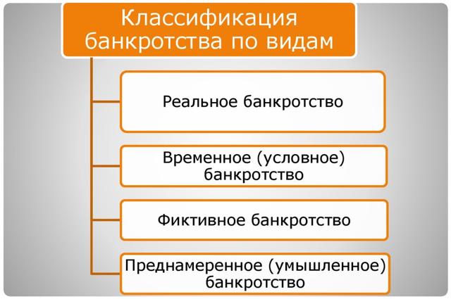 Причины банкротства предприятий: ООО, ПАО, ФГУП, внешние и внутренние основания, профилактика