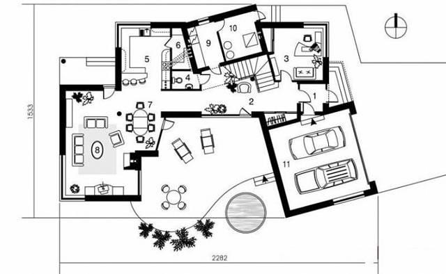 Как сделать планировку участка в 6 соток под ИЖС?