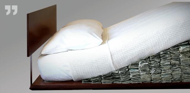 Финансовая подушка безопасности или Сколько денег откладывать на черный день