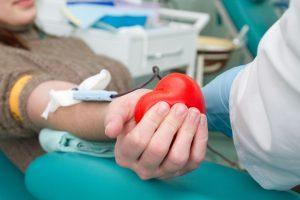 Как получить отгул за сдачу крови?