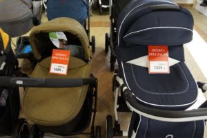 Можно ли по закону вернуть детскую коляску в магазин в течении 14 дней?