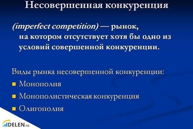 Понятие и формы недобросовестной конкуренции: характеристика, признаки, возможные меры ответственности